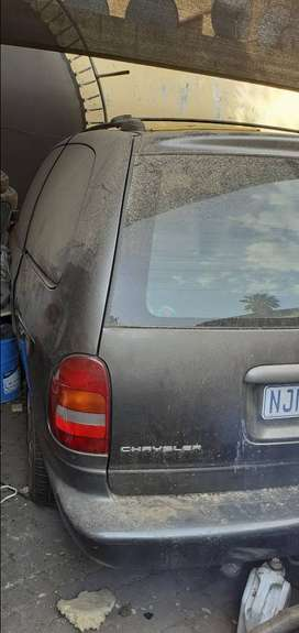 Chrysler Voyager in good condition.