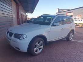 2006 BMW X3 3.0d for sale. R87500