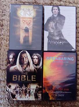 Christian DvD's and kids entertainment DvD