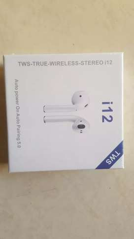 TWS i12 Wireless stereo bluetooth Earphones