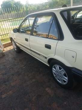 Toyota Corolla For sale,still in a good condition.