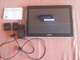 Samsung Galaxy Tab 2 GT-P5113 16 GB, Wi-Fi, 10,1 cala - Titanium Silv