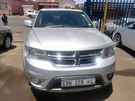 2014 Dodge Journey 3.6I with a Spare key and less key entry