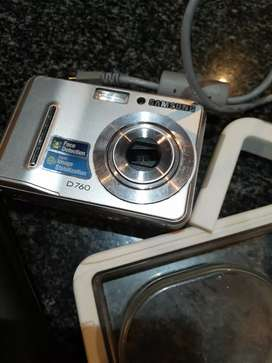 Samsung camera with waterproof casing
