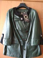Куртка кожа Турция новая