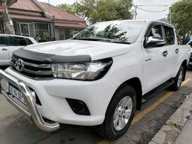 TOYOTA HILUX DOUBLE CAB 2.8 GD6 IN EXCELLENT CONDITION