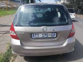 Honda Jazz Accident Free