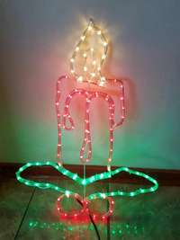 Image of Christmas lights for sale.