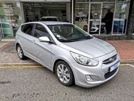 2016 Hyundai Accent 1.6 Fluid