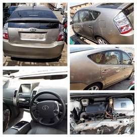 Toyota Cars Stripping For Spare Parts
