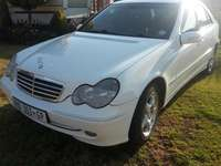 Image of Mercedes C270 CDi Avantgarde sell or swop