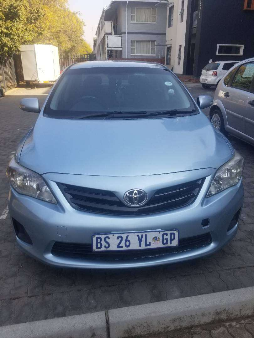 Toyota Corolla in excellent condition. 0