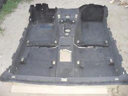 Ковролин БМВ Е36 Е46 Е39 чёрный ковёр чорний дорожка BMW седан компакт