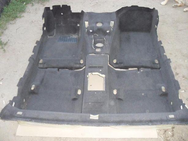 Ковролин БМВ Е36 Е46 Е39 чёрный ковёр чорний дорожка BMW седан компакт Борисполь - изображение 1