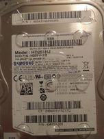 Жесткий диск 250 GB Samsung HD251HJ, Seagate Barracuda 7200.10
