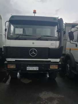 1996 MERCEDES BENZ 10 CUBE TIPPER