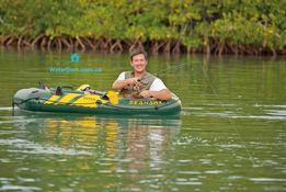 Надувная лодка Seahawk 2 Intex 68347