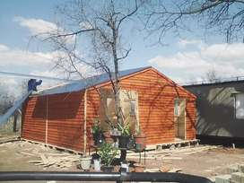 Wendy house and log cabins for sell