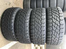 265/65/17 Cooper Discoverer S/T Maxx Tyres