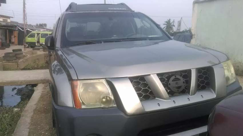 Nissan Xterra 2007model first paint 0