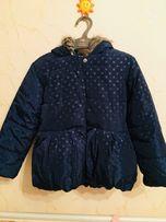 Зимняя куртка для девочке