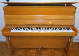 Pianino 3 pedały 88 klawiszy super stan drewno szkolne Legnica Calisia