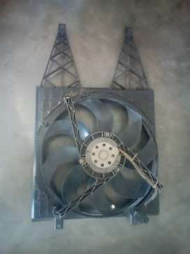 Polo Vivo 2015  stripping for spares fan shroud complete