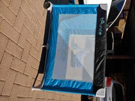Campcot, cot bumpers, feeding pillow etc
