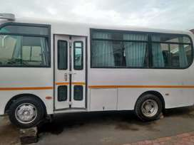 Foton Bus 22 seater with licence up to date.