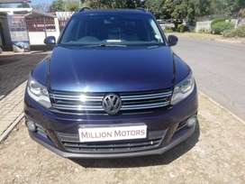 2013   VW   Tiguan   2.0TDI Trend & Fun 4Motion