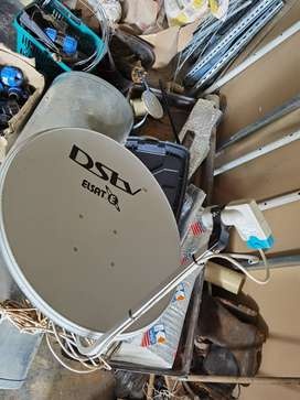 DSTV DISH AND SMART LNB