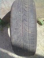 Резина/скат, шина.покрышка/ r 15 б/у.
