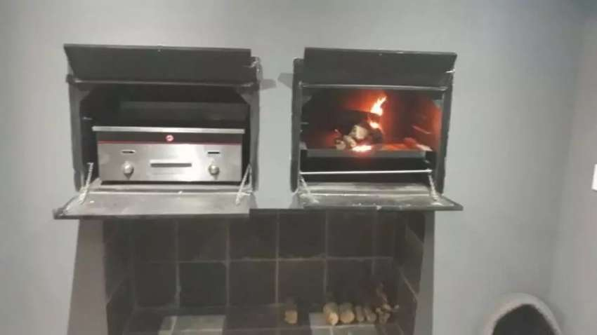 Braais and fireplaces 0