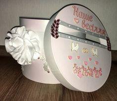 Коробка для конвертов или денег на свадьбу