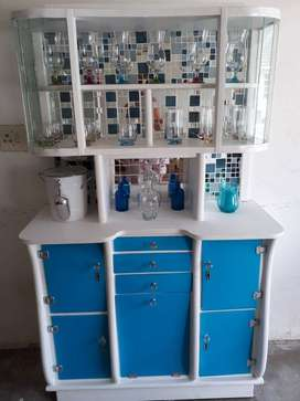 newly renovated antique kitchen cupboards