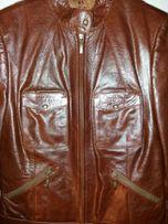 Куртка кожа кожаная шкіряна marks spencer