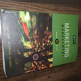 Marketing Management 6th Edition