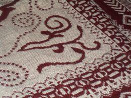 Wełniana kapa narzuta pled ręcznie tkana 150/190 hand made