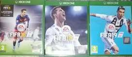 Xbox one fifa games