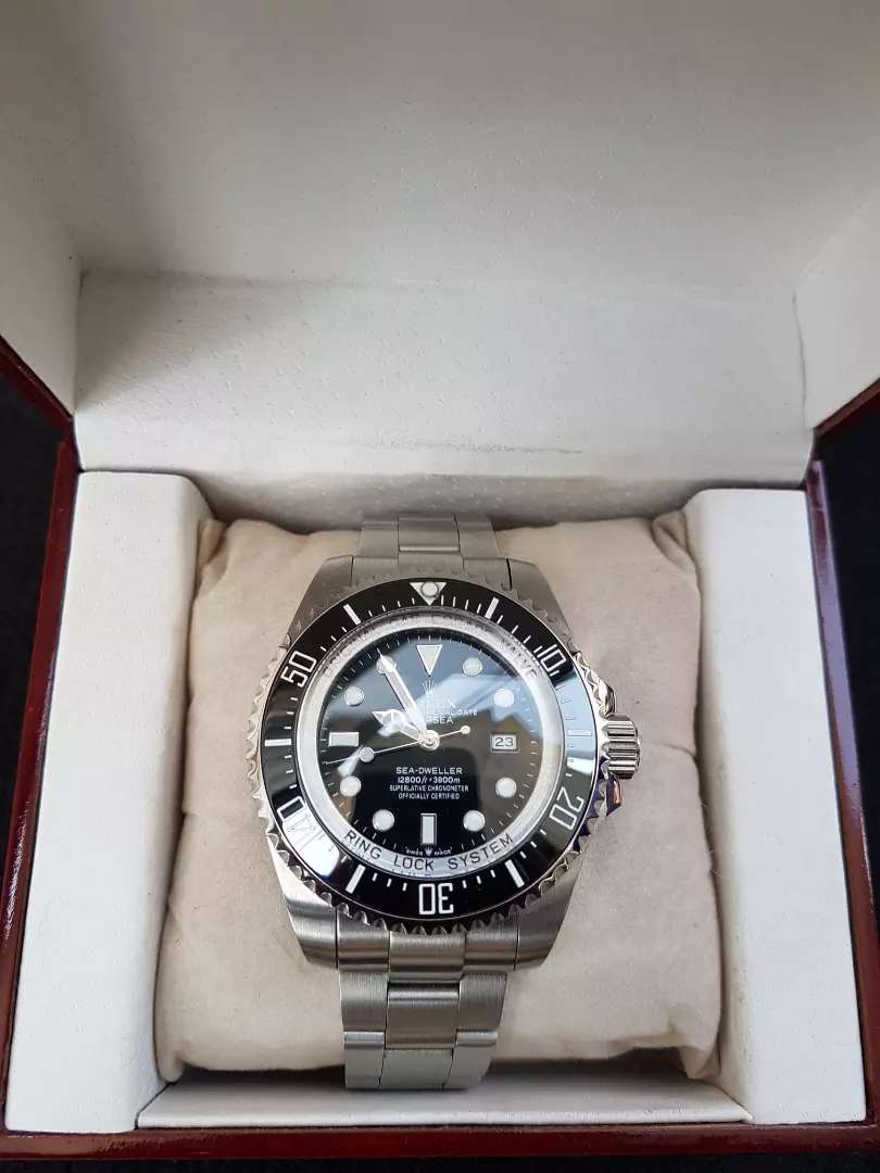 Rolex deep sea dweller 0
