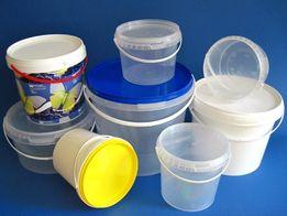 Пластиковые ведра, емкости и судки по доступным ценам