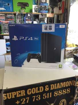 PlayStation 4 Pro 1TB for sale