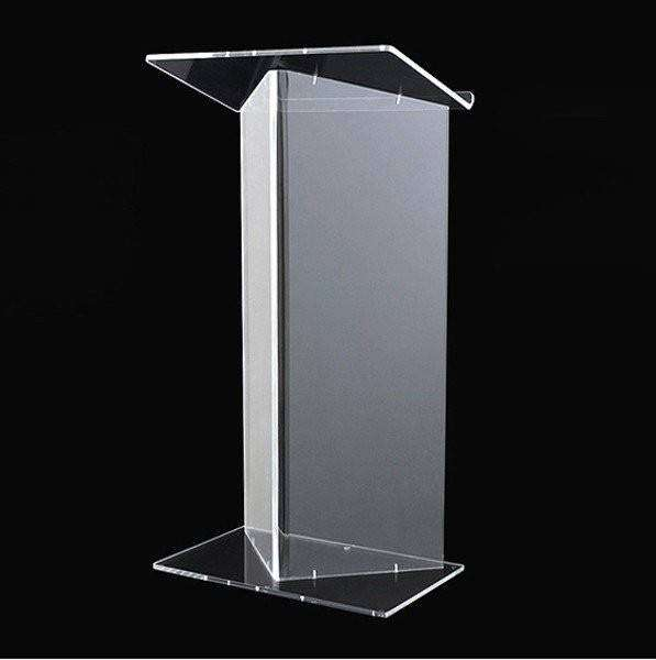 Acrylic Factory Sell Church Modern Pulpit 0