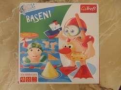 Basen, gra edukacyjna, Trefl