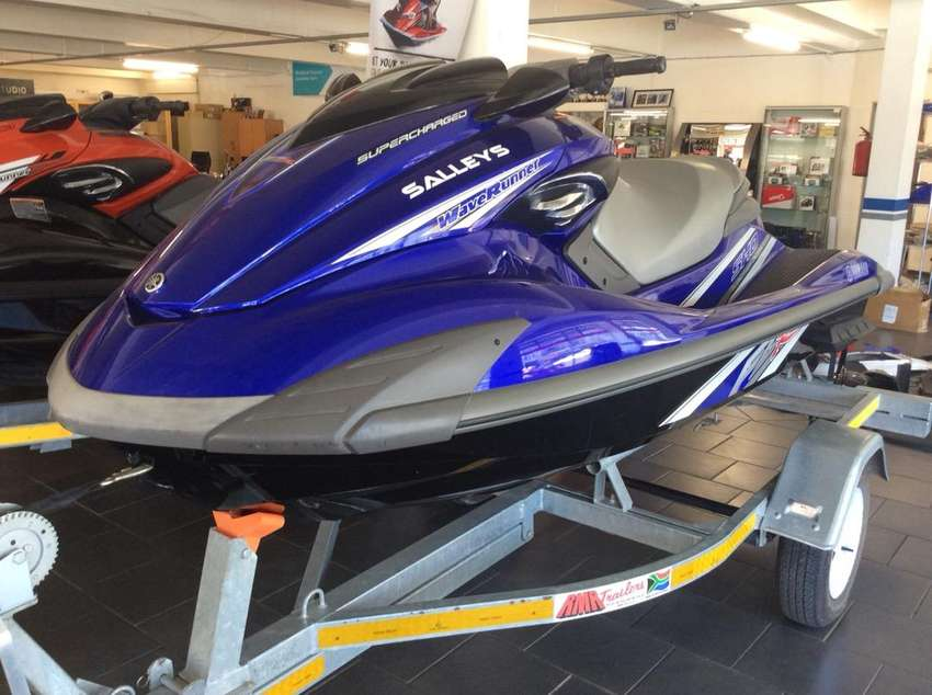 Yamaha FZR SHO 1800 jet ski for sale at Salley's Yamaha 0