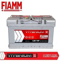 Akumulator Fiamm Tytanium 12V 75Ah 730A Romana Maya 1 , Obornicka 252