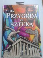 Moja przygoda ze sztuką Autor: Ewa Paciorek