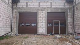 PRODUCENT brama segmentowa garażowa przemysłowa bramy garażowe POZNAŃ