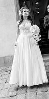 Suknia ślubna rozm. 36 - 38