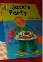 английский язык книга Jack's Party (Leapfrog) by Ann Bryant